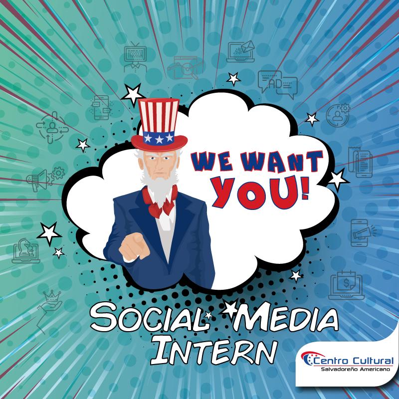 Socialmedia intern